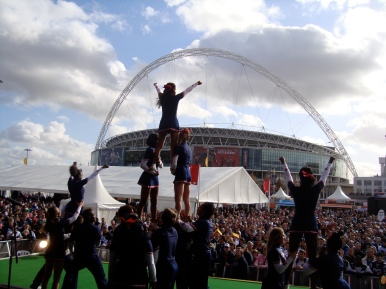 Ascension Eagles at Wembley