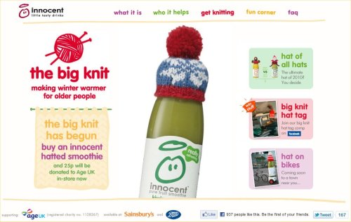 Innocent The Big Knit