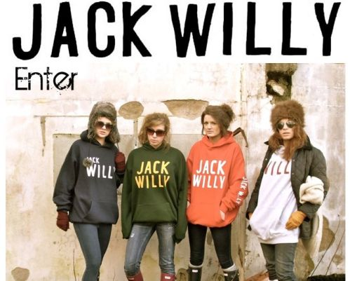 Jakc Willy homepage