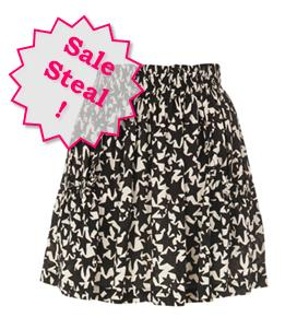 Louche Julie Star Print Skirt