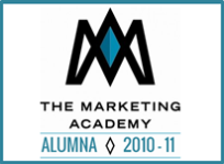 Marketing Academy Alumna 2010-11